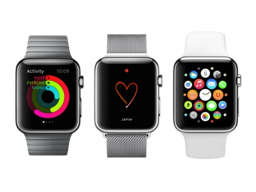Tim Cook: Apple Watch coming in April