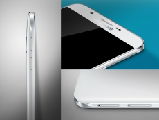 Samsung A8 is the thinnest big brand phone to date