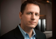 Peter Thiel finds few friends in Silicon Valley