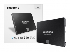 Samsung officially releases US $1500 850 EVO SSD 4TB