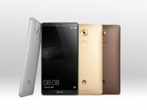 Huawei Mate 8 is a new home for Kirin 950