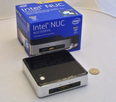 Intel shows off NUCs and other stuff