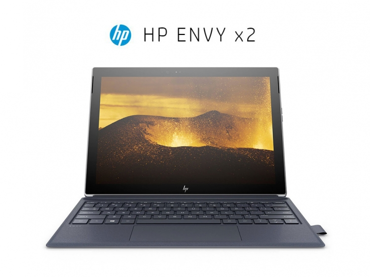HP Envy x2 (Snapdragon 835)