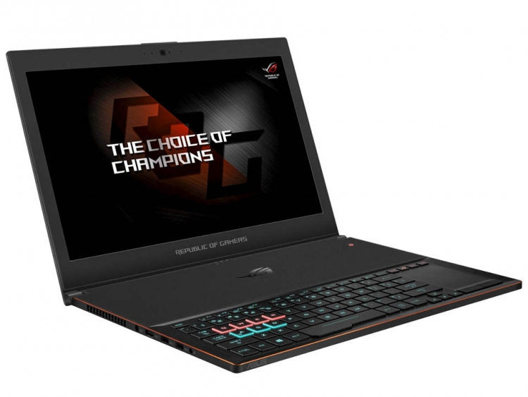 ASUS ROG Zephyrus Packs Hardcore Gaming Performance In A Slim Body