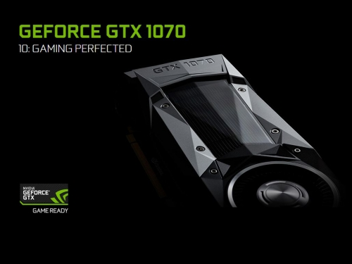 Nvidia reveals more Geforce GTX 1070 details