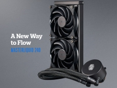 Cooler Master goes bonkers on  MasterLiquid AiO coolers
