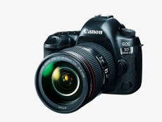 Canon announces 4K-ready 5D Mark IV DSLR camera