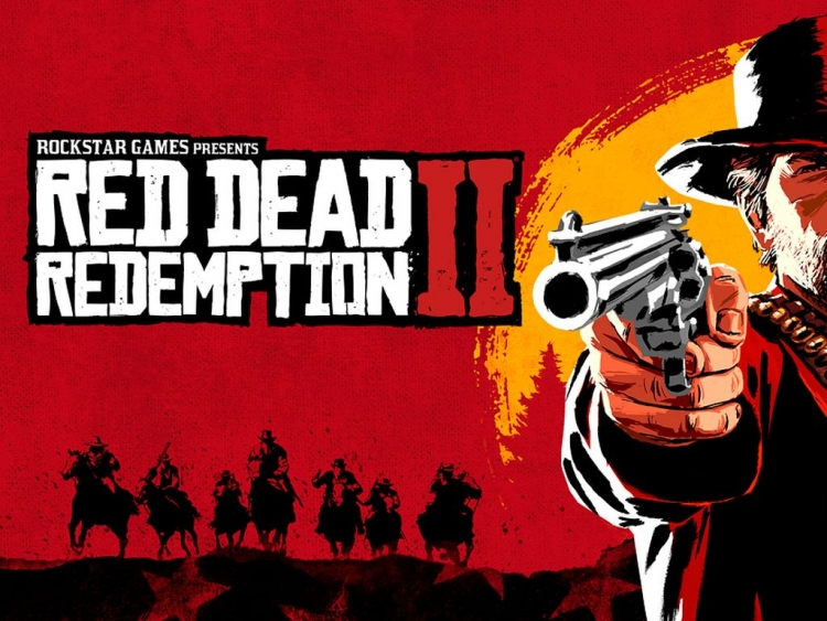Red Dead Redemption 2 Official Boxart Looks Amazing