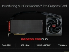 AMD Radeon Pro Duo gets a massive price cut
