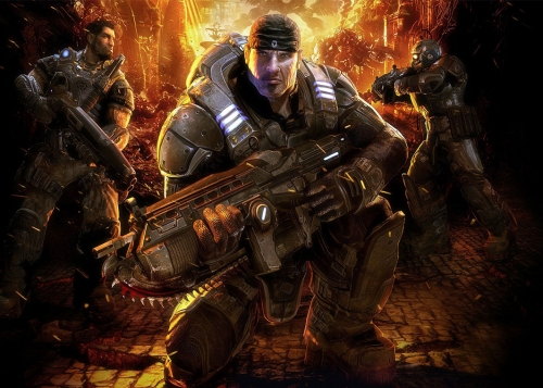 Gears of War Ulitmate a disaster for AMD users