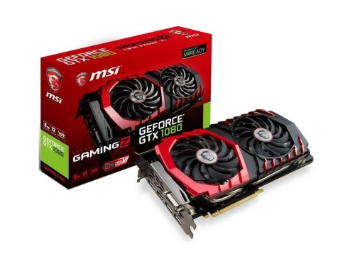MSI's fastest GTX 1080 Gaming Z detailed