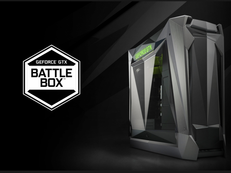Nvidia is launching a salvo of powerful new Battlebox PCs