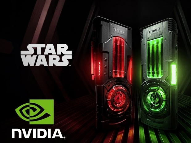 Titan Xp Collector's Edition is Star Wars tribute