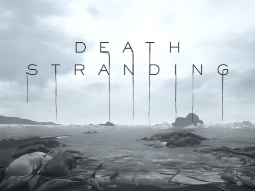 Kojima Productions unveils its Death Stranding game