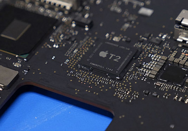 Apple's T2 security chip could block third-party repairs for newer Macs
