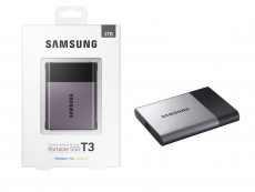 Samsung new Portable SSD T3 external drive now available