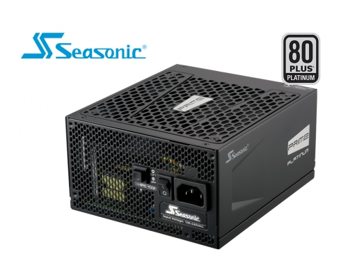 Seasonic unveils Prime Ultra series PSUs