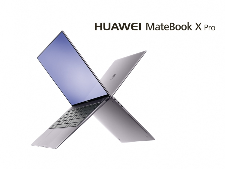 Huawei goes after Apple with Mate Book X Pro notebook
