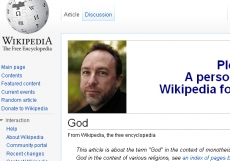 Wikipedia editors turn to blackmail