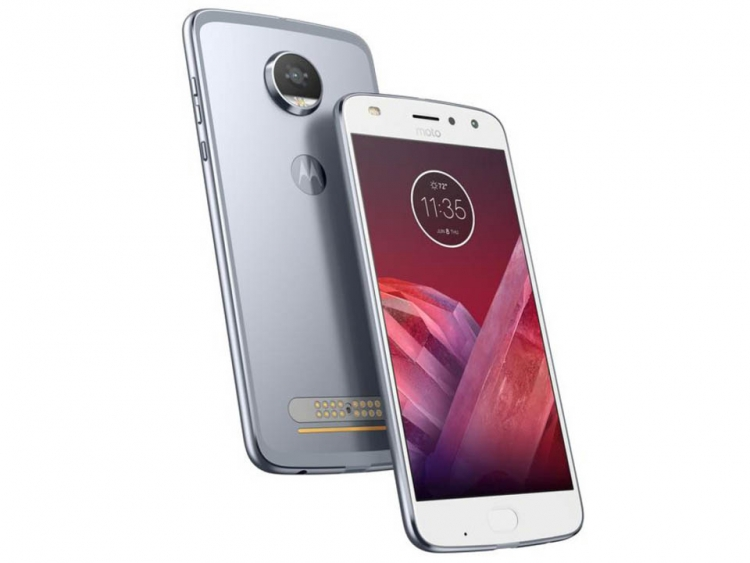 Moto Z2 Play Launched With Thinner Design