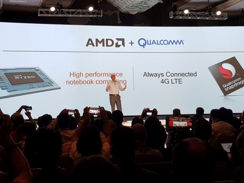 AMD gets in LTE bed with Qualcomm