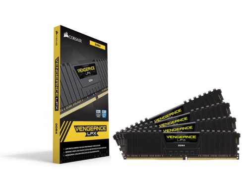 Corsair unveils 32GB DDR4-4333 memory kit