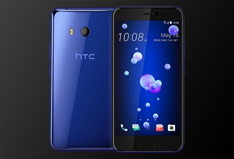 HTC reveals new, squeezable smartphone