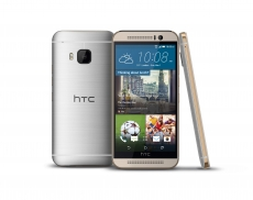 HTC officially announces One M9