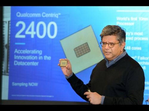 Qualcomm sampling world's first 10nm 48 core server SoC