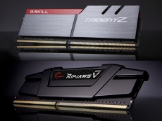 G.Skill unveils two new DDR4 memory series