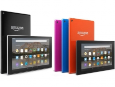 Amazon's tablet shipments grew 99.4 percent in 2016