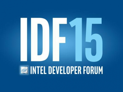 Intel IDF 2015 to take place on August 18th