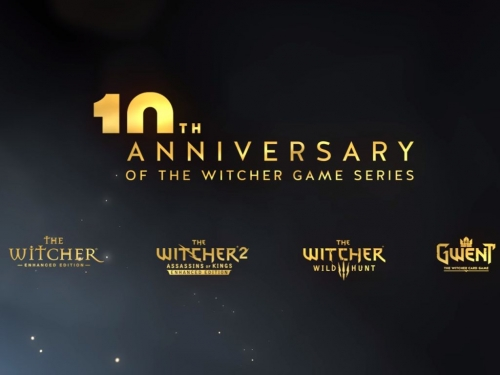 The Witcher celebrates its 10th Anniversary