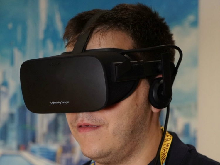 The Oculus Rift goes on sale in the UK