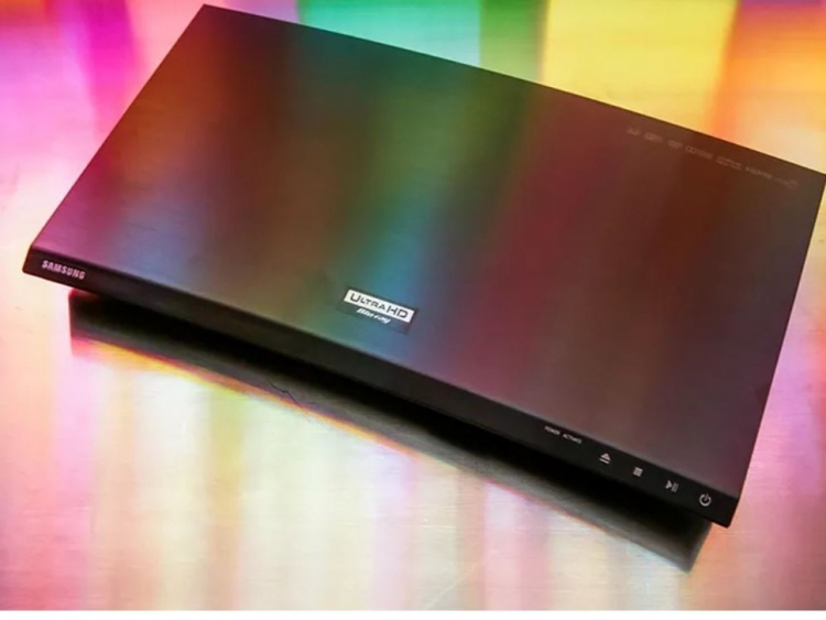 Samsung halts making 4K Ultra HD Blu-ray players