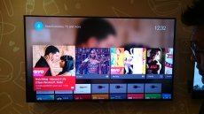 MediaTek powered Sony Android TV in action