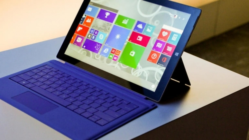 Surface 3 will be armless