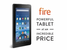 Amazon Fire 7 inch runs MediaTek MT8127 D