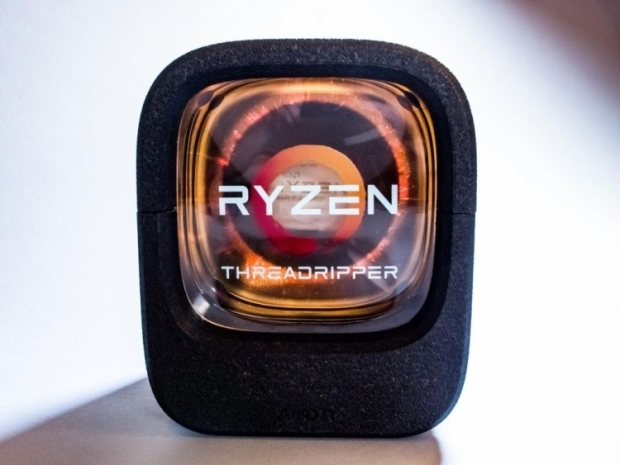 AMD confirms Threadripper TDP and cache size