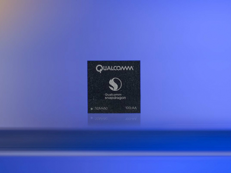 Qualcomm Snapdragon 450 mid-end chipset announced at MWC Shanghai 2017