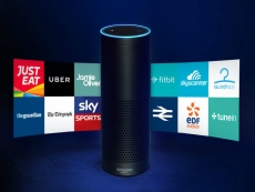 Amazon Echo speaks German and British