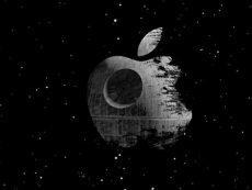 Apple in space move