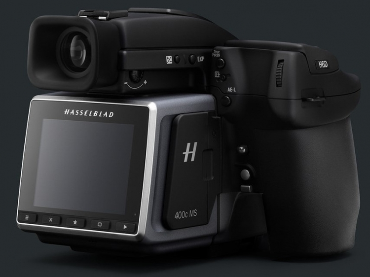 Hasselblad's H6D-400C shoots 400MP 2.3GB stills
