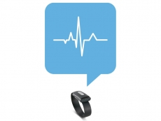 Heartbeat data to be used to authenticate wearable devices