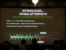 Nvidia Aftermath is good for analyzing error reports
