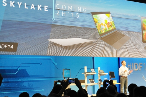 Intel confirms Skylake for the middle of the Year