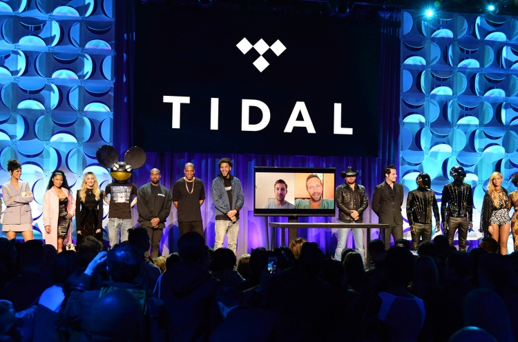 Tidal is reportedly having money problems