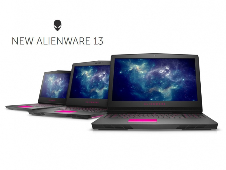 Alienware launches