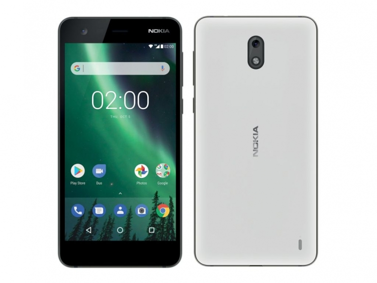 Check out the Nokia 2, a budget phone with a monster battery