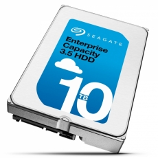 Seagate starts shipping 10TB He Enterprise HDD in volume